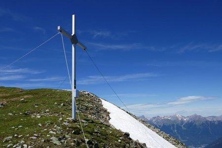 Erster Karkopf (2513m) von der Armelenhütte