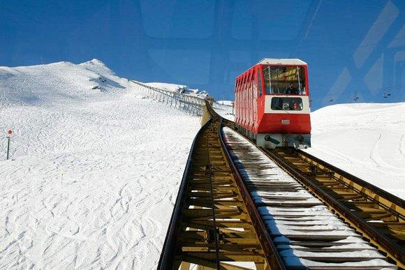 Skigebiete in Tirol