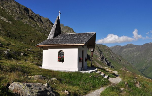 Kapelle beim Westfalenhaus