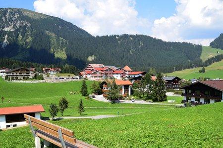 Wandern in Bichlbach und Berwang – aktive Erholung in der Tiroler Zugspitz Arena