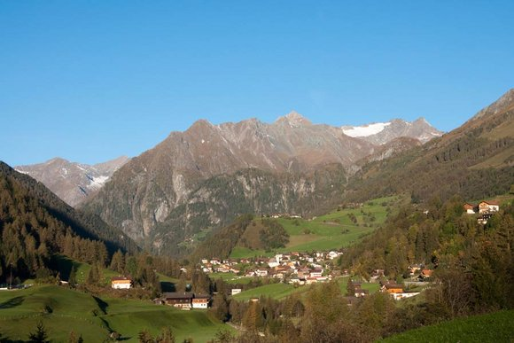 Ferienregionen in Osttirol