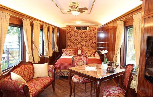Wohnen im Orient-Express