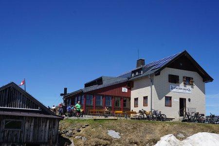 Hundstein & Statzerhaus von Thumersbach bei Zell am See