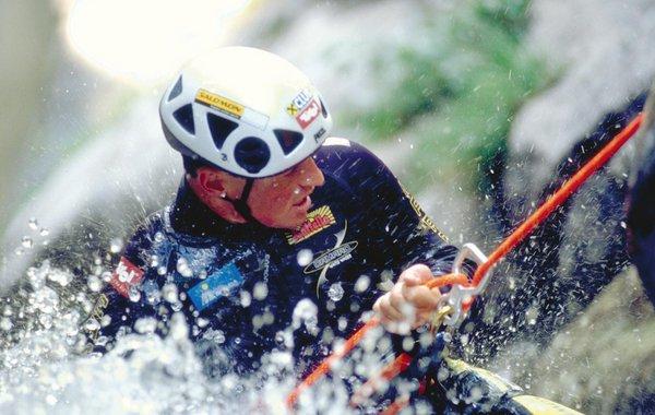 Canyoning in Tirol im Ötztal