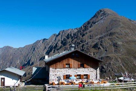 Pforzheimer Hütte, 2308 m - St. Sigmund/Gleirschtal