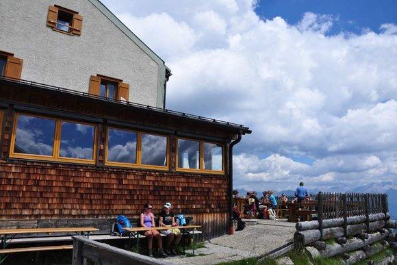 Berghütten im Wipptal und Seitentälern