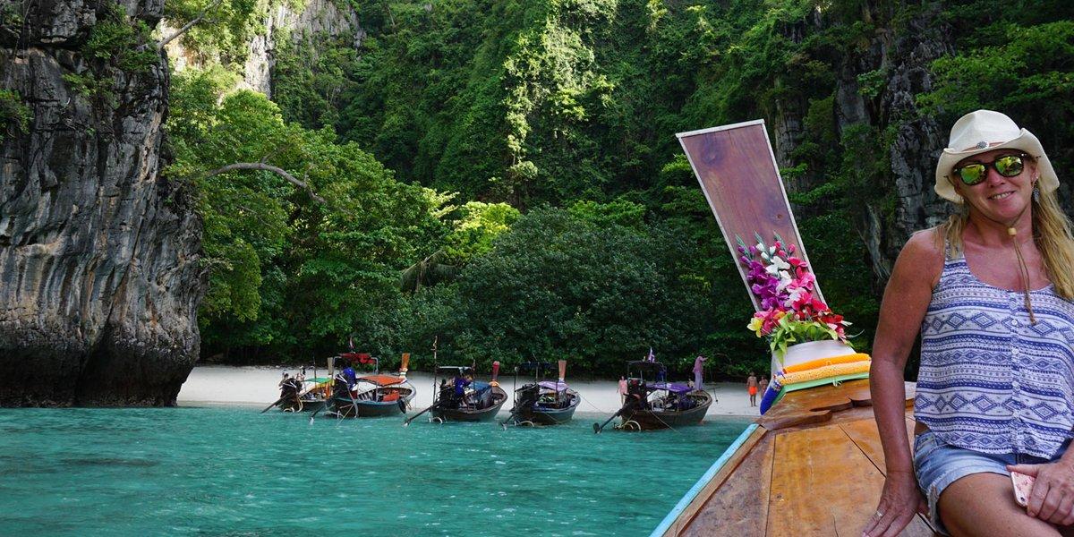 Rund um die Insel Phi Phi Don