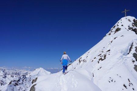 Silvrettahorn (3244m) von der Bielerhöhe