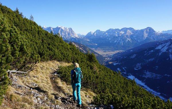 Wandern in Bichlbach