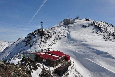 Glungezerhütte, 2610m - Tulfes