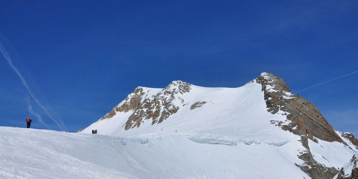 Paradeskigipfel für Skibergsteiger