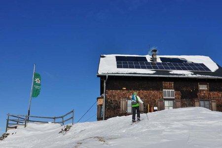 Kellerjochhütte, 2237 m - Schwaz