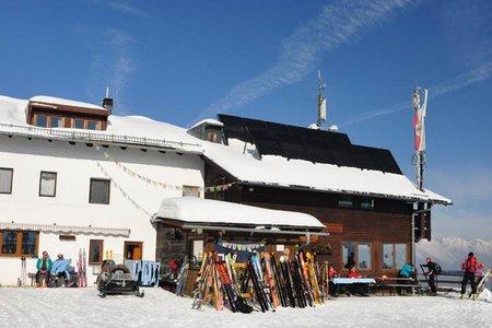 Rauth Hütte, 1605 m - Leutasch