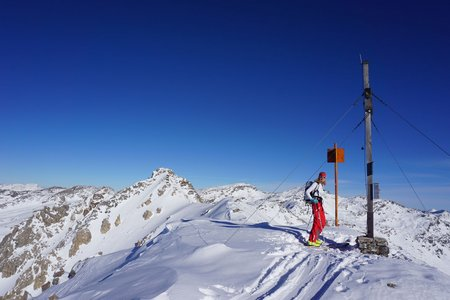 Mislkopf (2623m) - Skitour von der Siedlung Kerschbaum