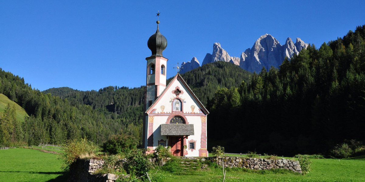 Kirchlein Ranui bei St. Magdalena