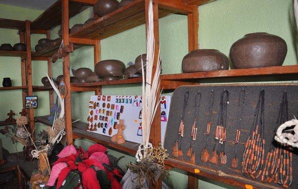 Töpferei auf Gomera