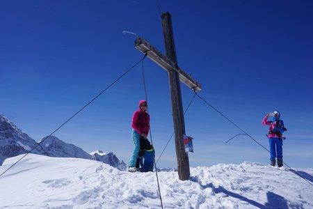 Kleiner Kaserer (3093m) von Toldern im Schmirntal