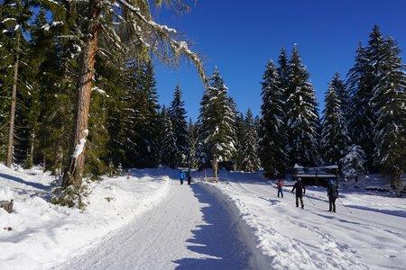 Wildmoos-Fludertal Rundwanderung von Seefeld