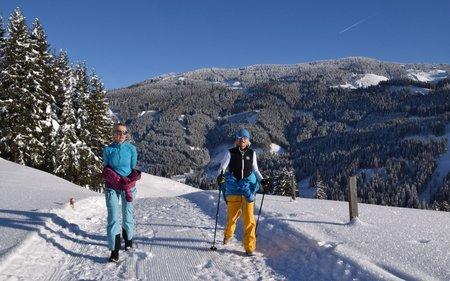 Winterwanderungen in Tirol & Südtirol
