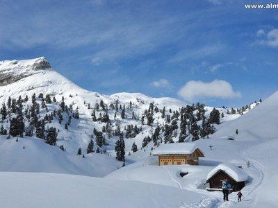 Rossalm-Skitour Kleiner Jaufen