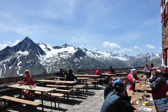 Berghütten in Tirol