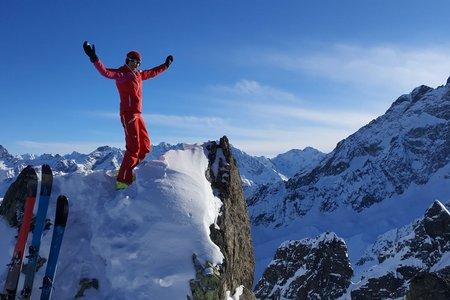 Wallfahrtsjöchl (2775m) aus dem Pitztal