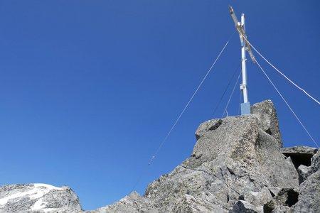 Trippachspitze (3271m) von der Kegelgasslalm