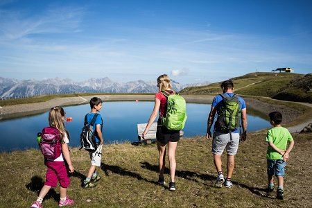 Gipfelsieg für Familien am Dach Tirols: im abgeschiedenen Pitztal