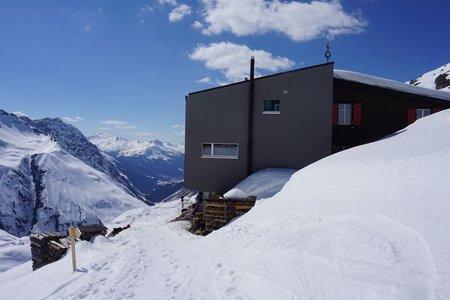 Silvrettahütte (2341m) von der Bielerhöhe durch das Klostertal