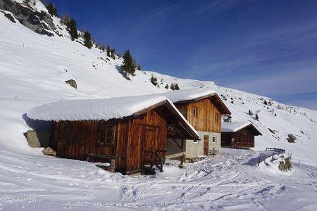 Mislalm (2018) - Schneeschuhwanderung von der Siedlung Kerschbaum