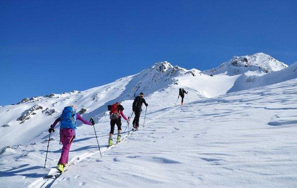 Skitour auf die Pallspitze