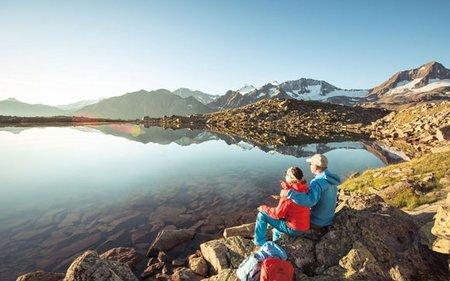 Alpines Bergerlebnis in den Stubaier Alpen
