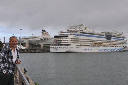 Kreuzfahrt nach Portugal und zu den Kanarischen Inseln