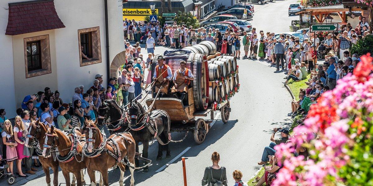 Talfest in der Wilschönau (c) Timeshot