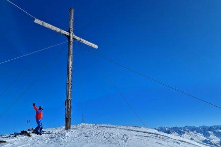 Furgler (3004m) aus dem Skigebiet See