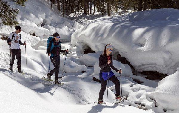 Schhneeschuhwandern in Wildschönau, Tirol