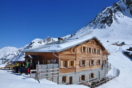 Marteller Hütte, 2610 m - Martelltal