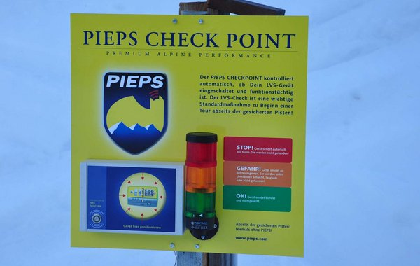 Pips Check Point