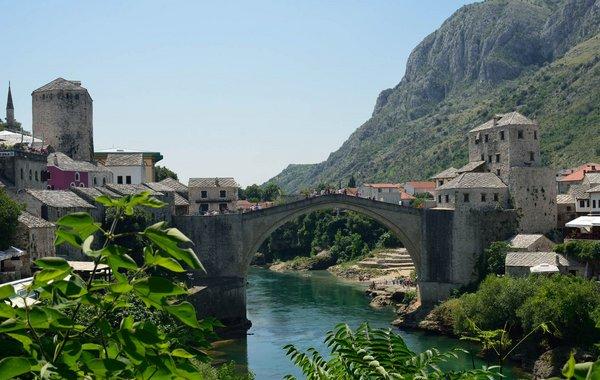 Besuch von Mostar