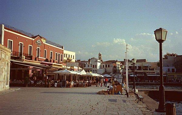 Chania-Kreta
