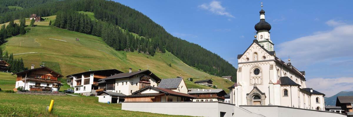 Bergsteigerdorf Innervillgraten