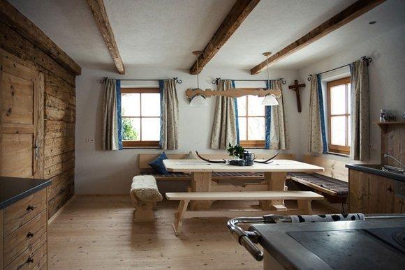 Selbstversorgerhütten & Ferienhäuser in Tirol