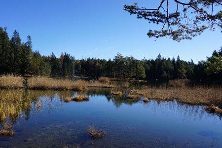 Drei-Seen-Wanderung am Seefelder Plateau