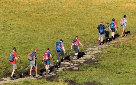 Hütte zu Hütte oder Mehrtages-Gipfeltouren in Südtirol