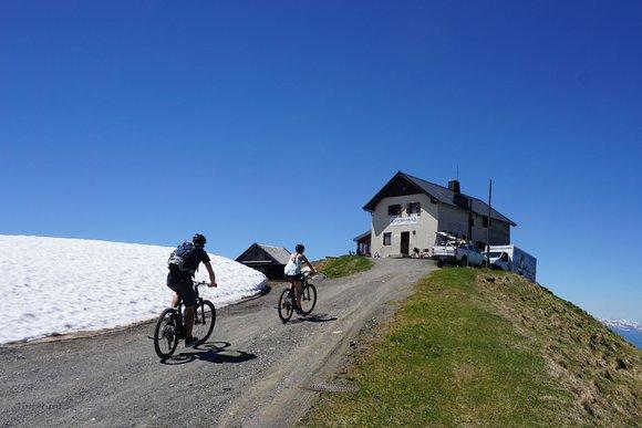 Mountain- und E-Bike Touren im Salzburger Land