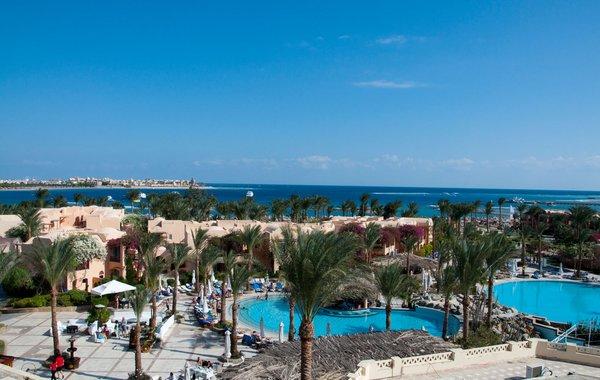 Urlaub im Süden in Ägypten