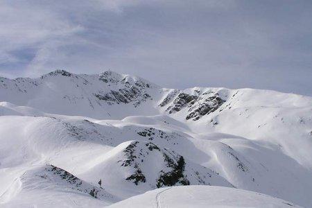 Lämpersberg (2202 m) von der Schönangeralm