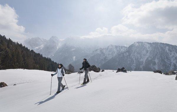 Schneeschuhwandern im Kufsteinerland, Tirol