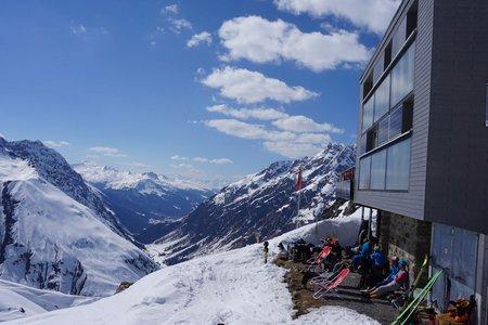 Silvrettahütte (2341m) von der Bielerhöhe durch das Ochsental