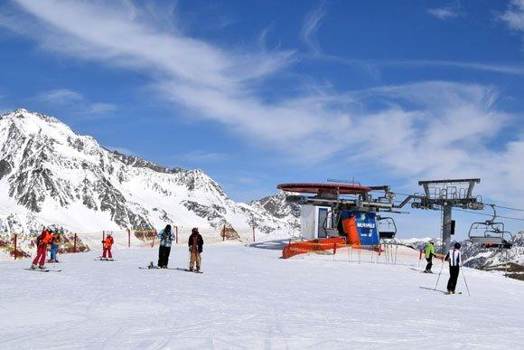 Skifahren in Tirol - Ein grenzenloses Vergnügen